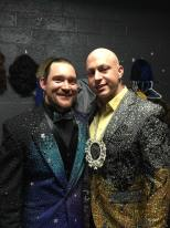 Adonis Casanova and Matthew Jay Kelly