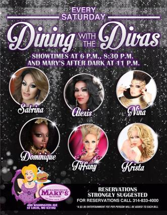 Show Ad | Hamburger Mary's (St. Louis, Missouri) | 6/16/2018