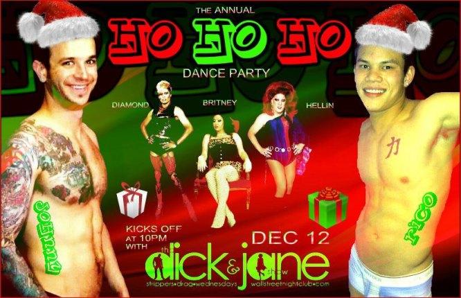 Show Ad | Wall Street Night Club | 12/12/2012
