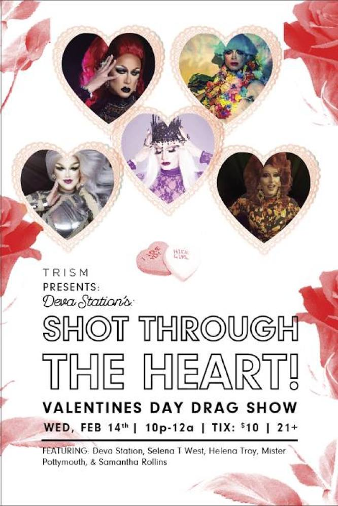 Show Ad   Trism (Columbus, Ohio)   2/14/2018