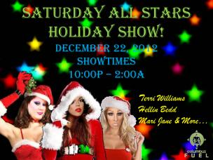 Show Ad | Fuel Bar (Columbus, Ohio) | 12/22/2012