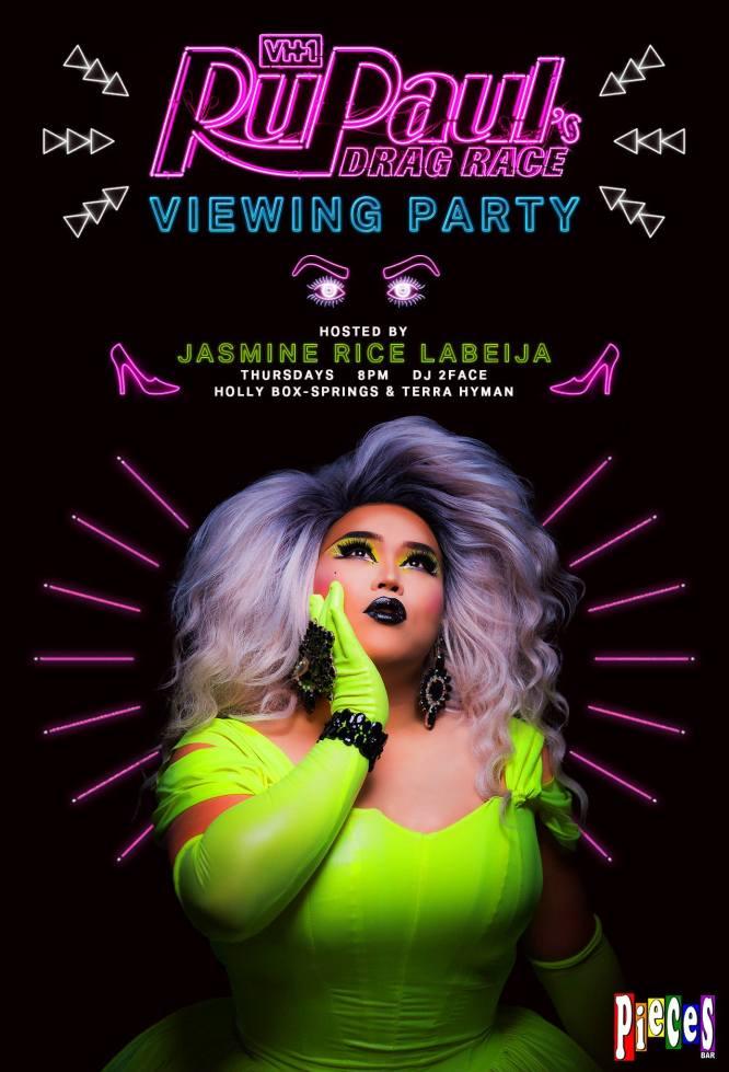 Show Ad   Pieces Bar (New York, New York)   3/22/2018