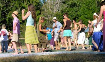 Cortes Island Festivals