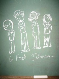 6 Foot Johnson