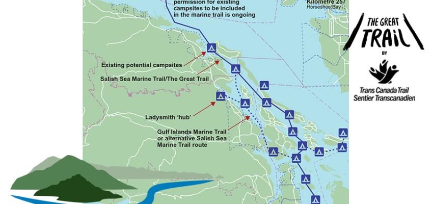 Announcing the Salish Sea Marine Trail