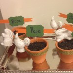 CLAY POT EASTER FAVORS