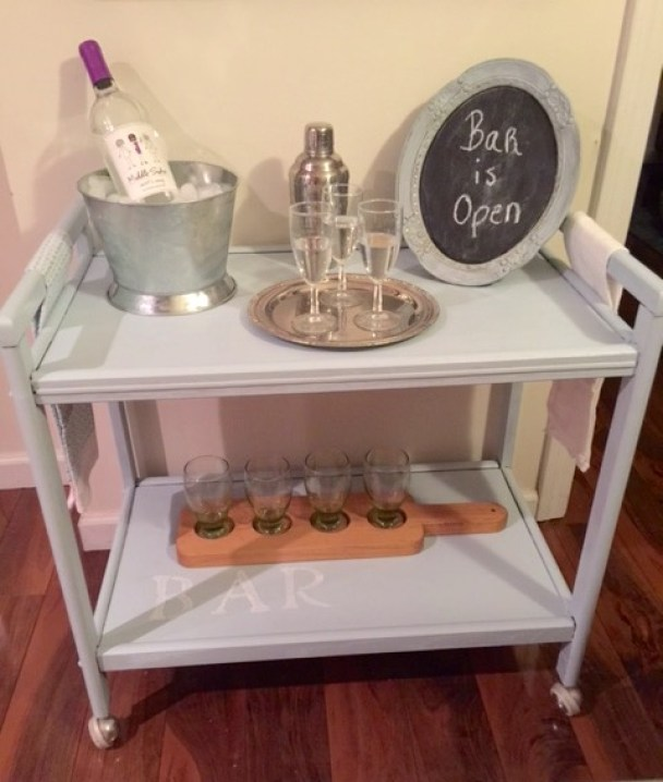 DIY_Bar_Cart