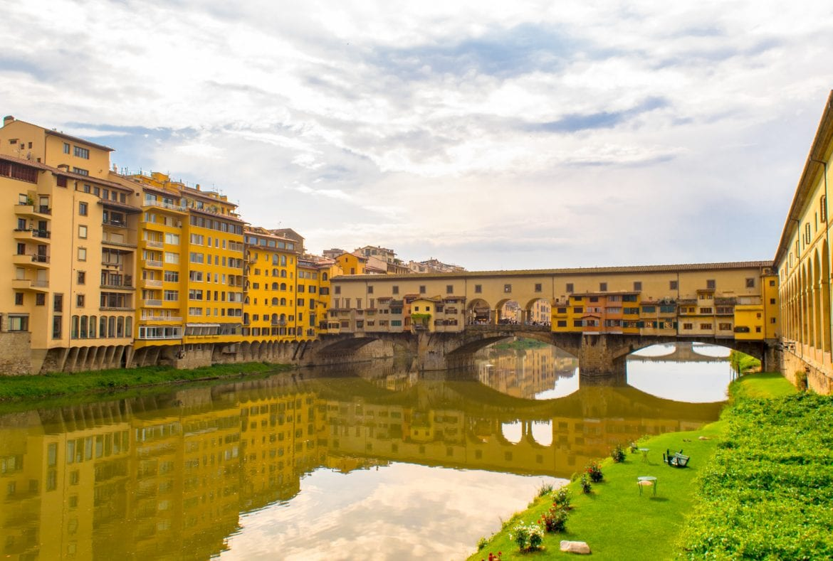 Il Ponte Just Eat One Day In Florence Everything You Need To Know Our Escape Clause