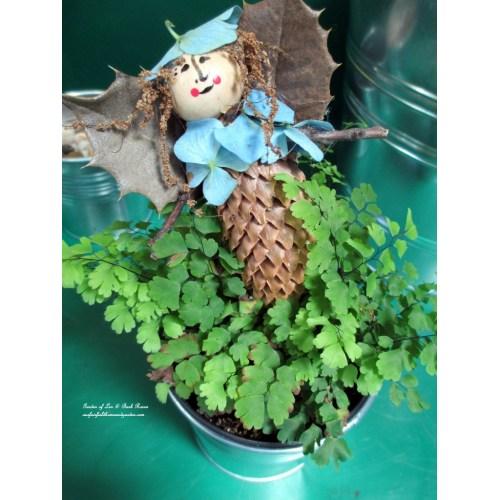 Medium Crop Of Natural Fairy Garden