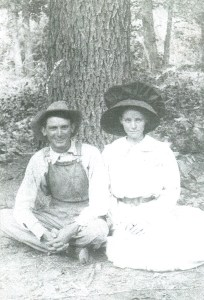 Wesley and Buleah Thompson Stanley