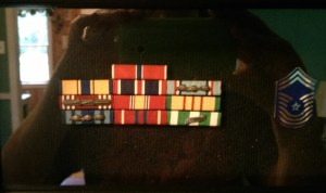 Tom Brown's Service Medals