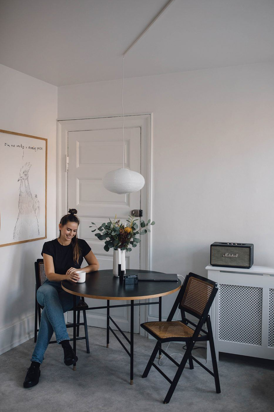 Home Tour With Line Borella In Copenhagen Our Food Stories
