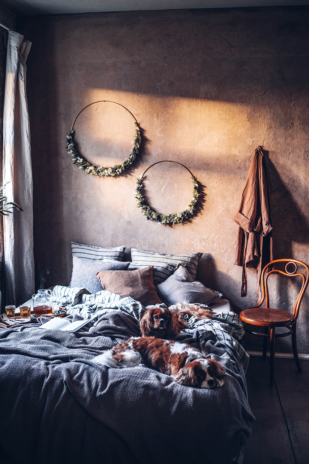 The Coziest Bed Linen From Lovely Linen And A Gluten Free Dutch Baby Our Food Stories