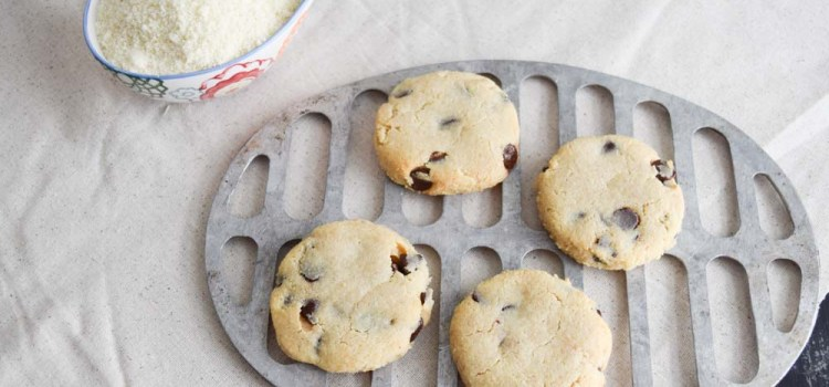 Perfect Paleo Chocolate Chip Cookies & Almond Flour GIVEAWAY!
