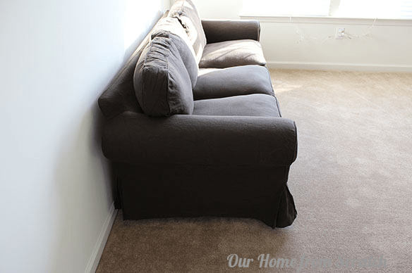 Diy Couch Repair Our Home From Scratch