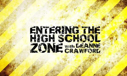 Entering the High School Zone