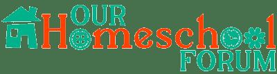 Our Homeschool Forum Logo