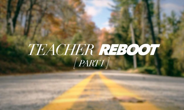 Teacher Roboot [Part 1]