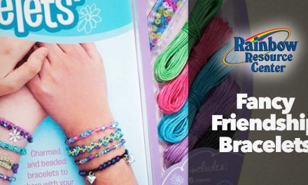 Fancy Friendship Bracelets