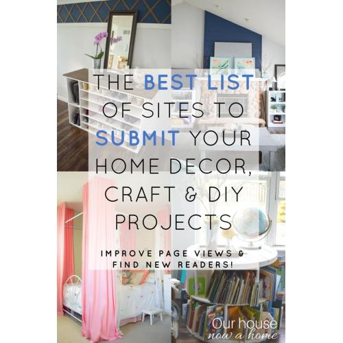 Medium Crop Of Diy Projects For Home Decor