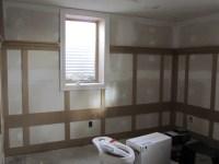 Basement Progress: Small Bedroom