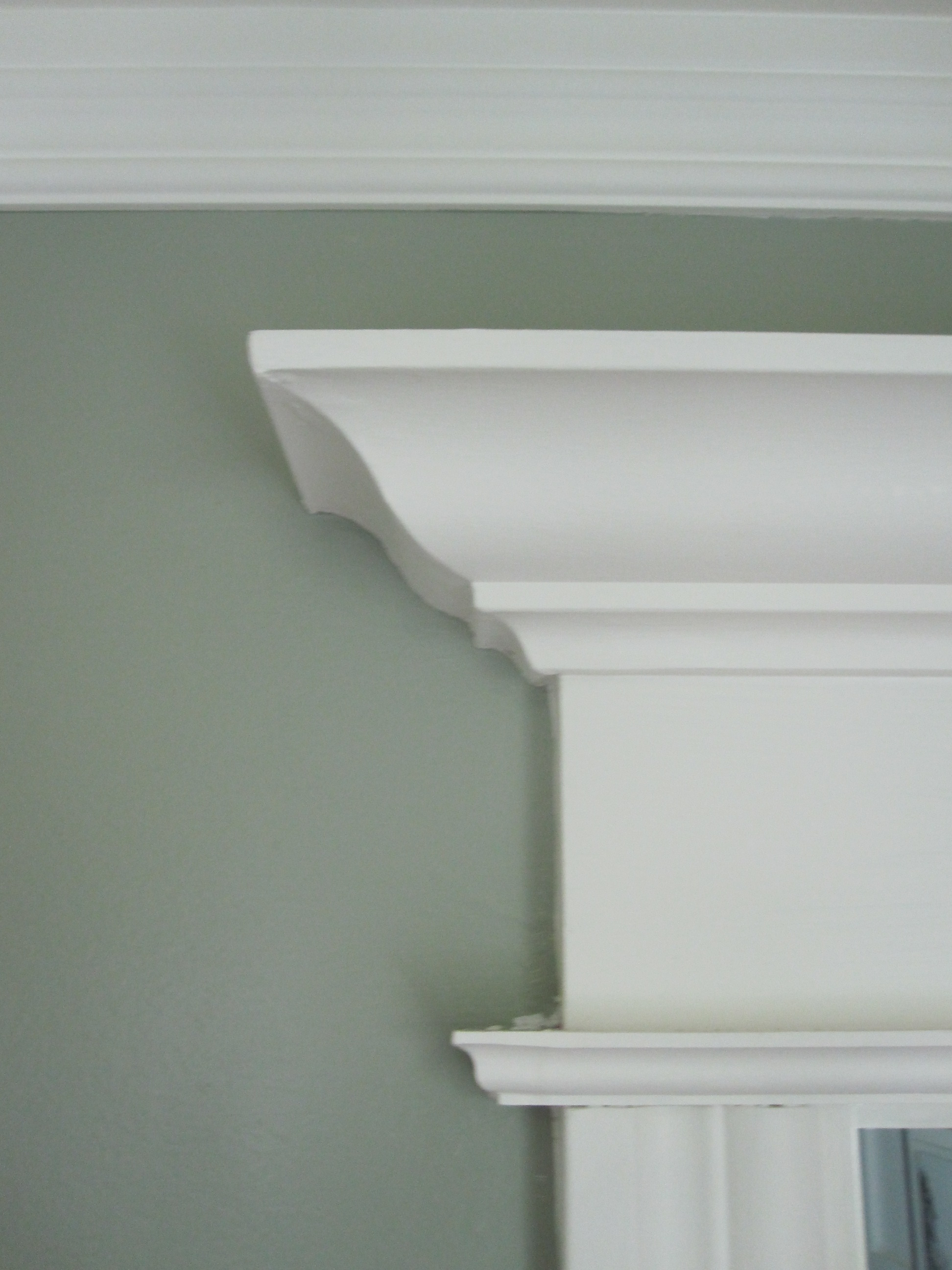 Bedroom Ceiling Moulding Master Suite Page 2