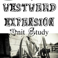 Westward Expansion Unit Study