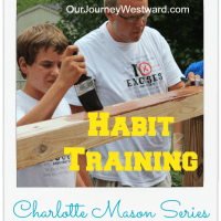 Charlotte Mason Series #9 - Habit Training