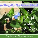In-Depth Nature Study for a High School Student