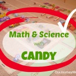 Candy Math and Science