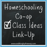 Co-op Class Ideas Link-Up