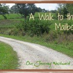 A Walk to the Mailbox