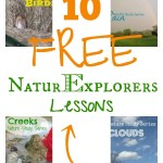 10 FREE NaturExplorers Lessons