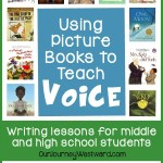 Using Picture Books to Teach Voice in Writing
