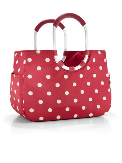 Reisenthel Dots #win Reisenthel Loop Shopper Reusable Insulated Tote