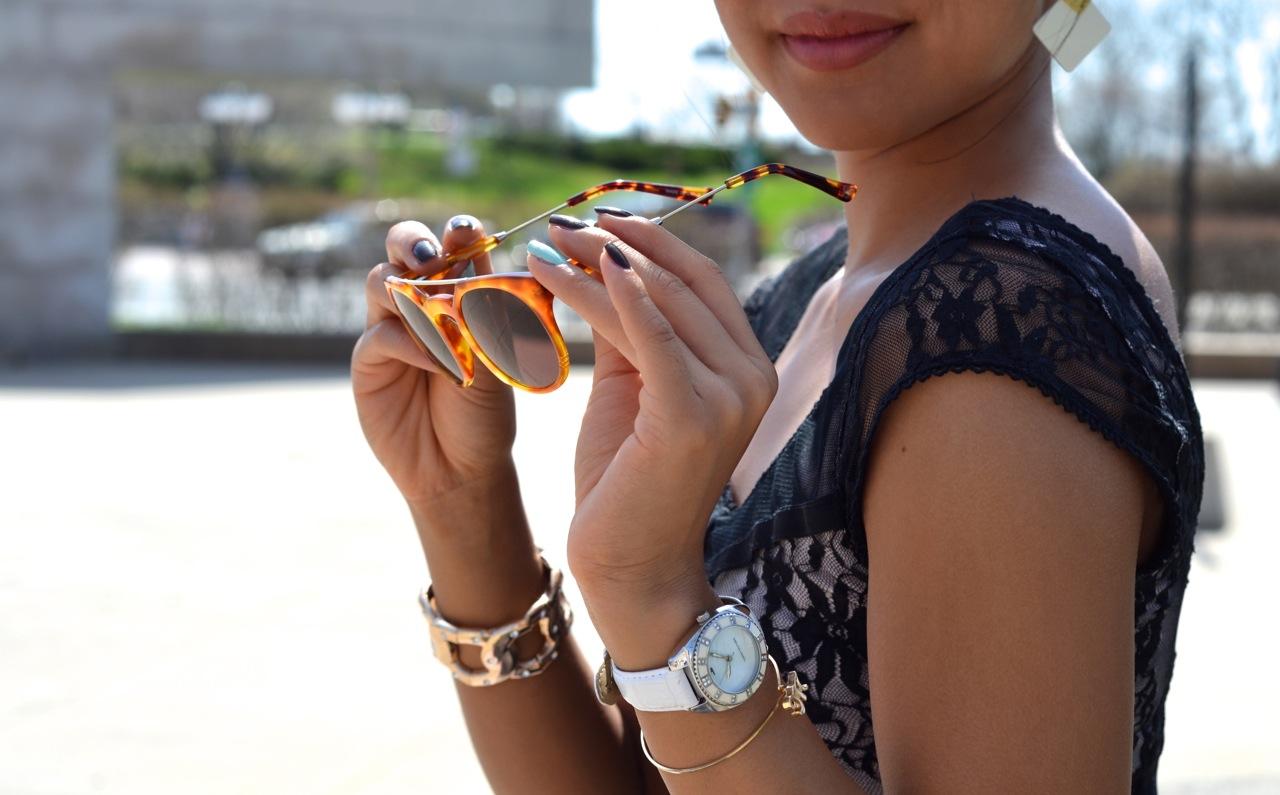 wild soul sunglasses, tortoiseshell sunglasses, round sunglasses, ottawa fashion