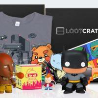 Geek Subscription Boxes. Who doesn't love mailbox surprises?