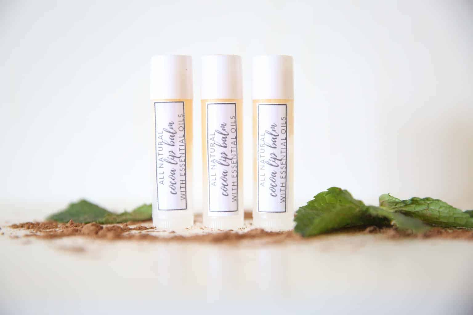Diy Lip Balm Flavors Diy Lip Balm With Essential Oils Our Oily House