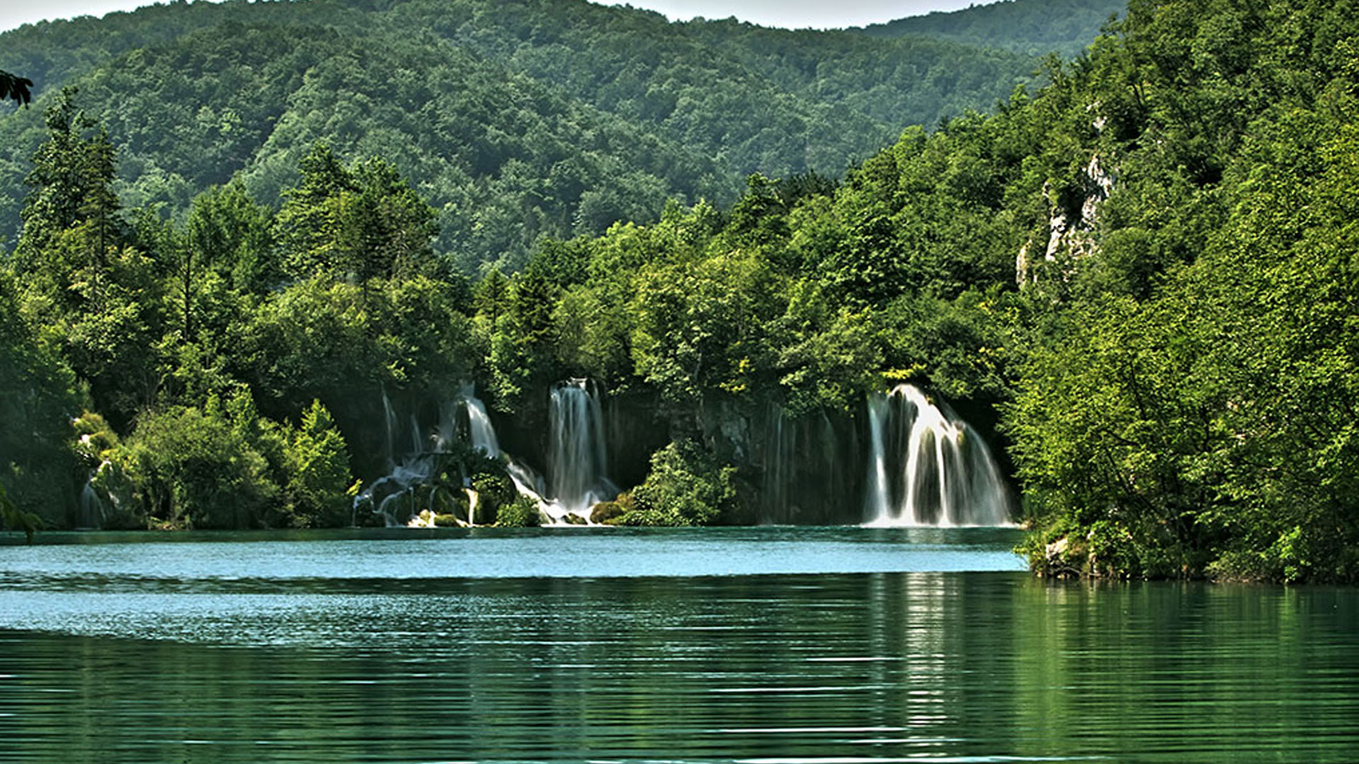 3d Waterfall Wallpaper For Desktop Plitvice Lakes National Park Ourplaceourculture