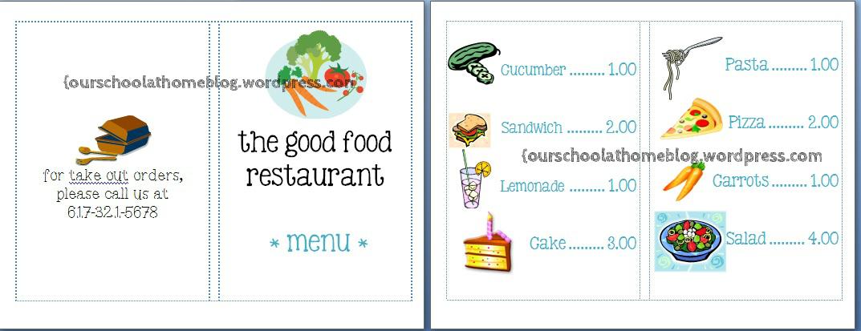 make a food menu - Romeolandinez - how to make a restaurant menu on microsoft word