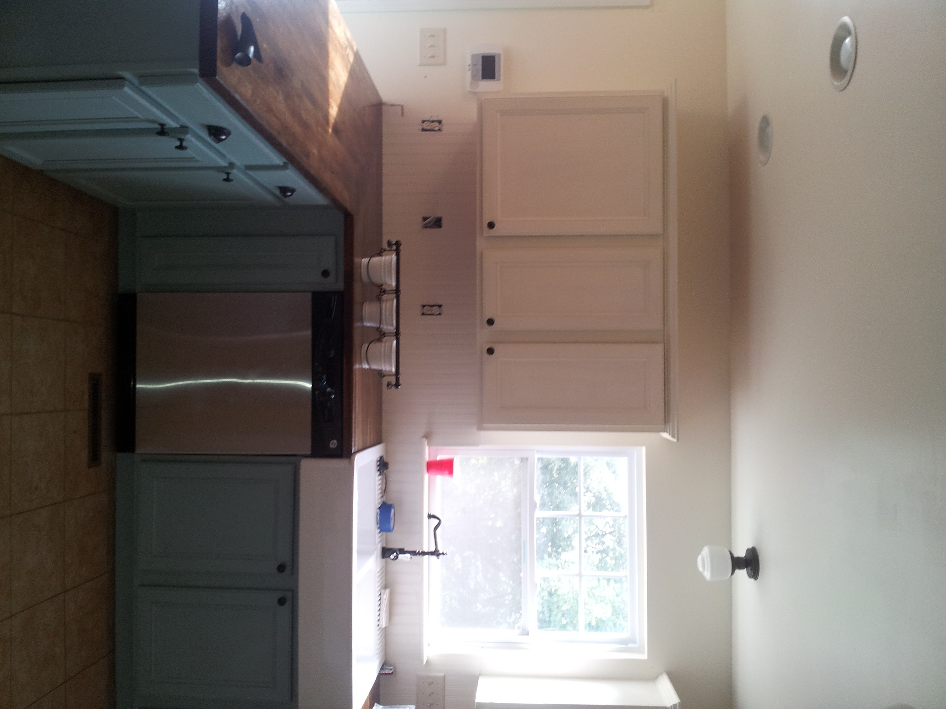 Paint My Kitchen Cabinets Chalk Painted Kitchen Cabinets 2 Years Later Our Storied Home