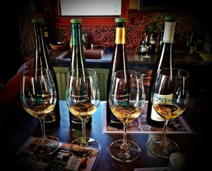 Wine Wednesday: Horizontal versus Vertical Tasting