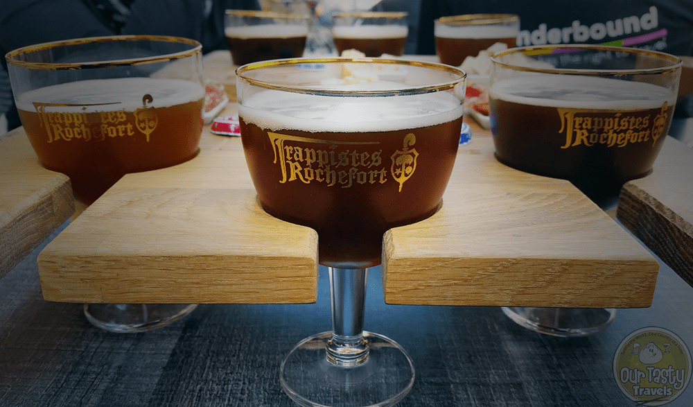 Try Rochefort Beer and Food at La Gourmandise in Rochefort ...