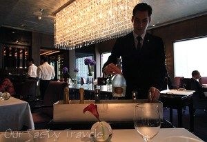 French Cuisine: Michelin Two-Starred Pierre at Mandarin Oriental, Hong Kong