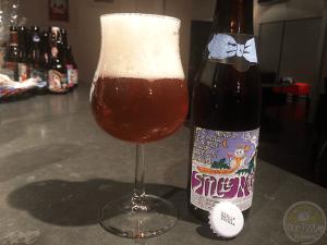 Stille Nacht (2015) by Brouwerij De Dolle Brouwers – #OTTBeerDiary Day 360