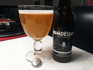 Wadesda #6 by Brasserie de la Senne – #OTTBeerDiary Day 386