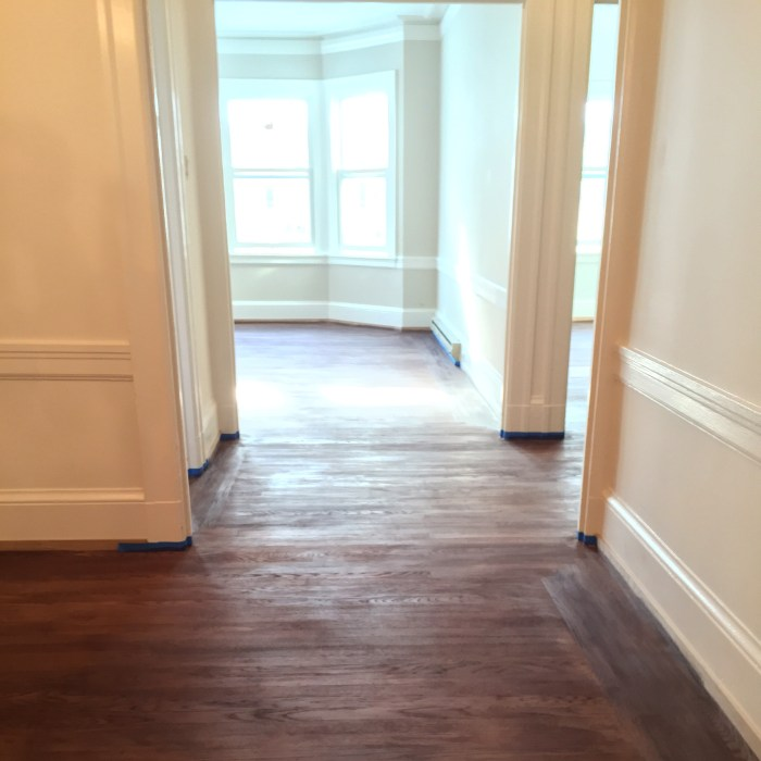 refurbished hardwood floors