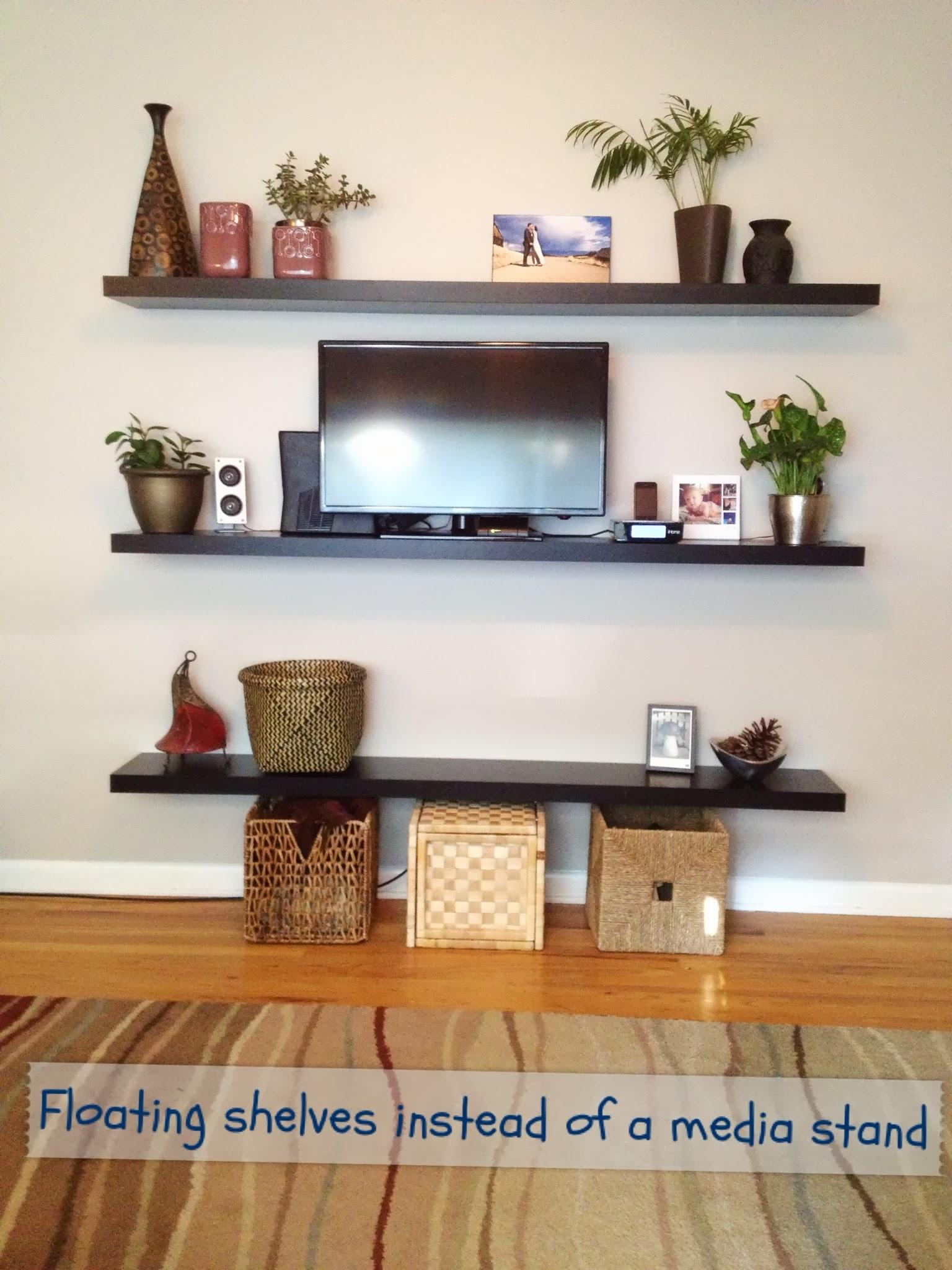 Fullsize Of Floating Shelves Wall