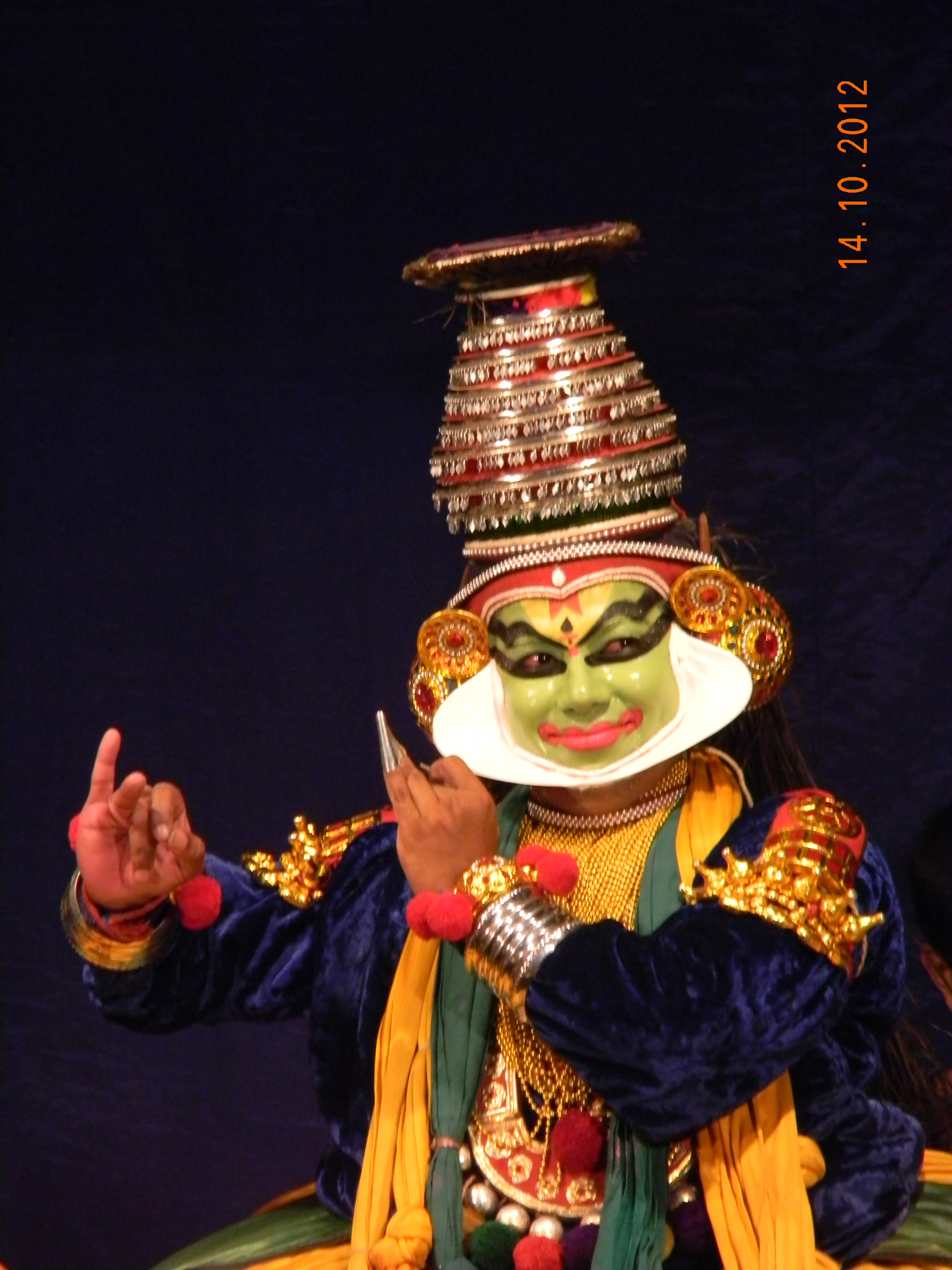 Night King Hd Wallpaper Kathakali Out Of Breath