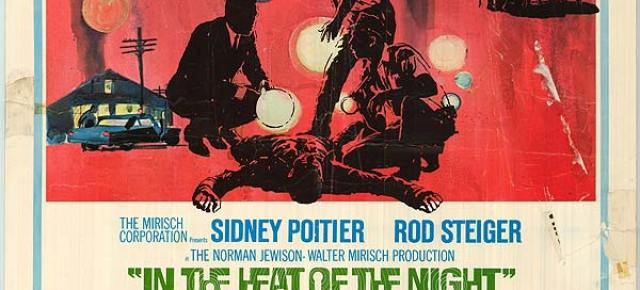 Hollywood Monday: Sidney Poitier- In The Heat Of The Night